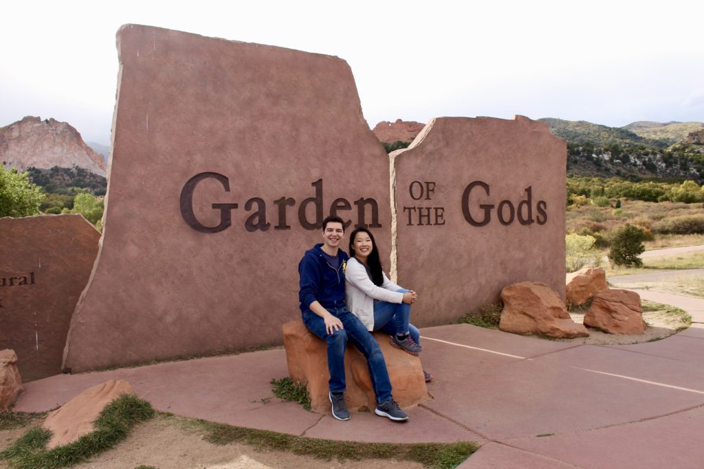 Garden Of The Gods And A Surprise In Manitou Springs Rv
